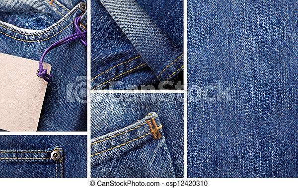 jeans set - csp12420310