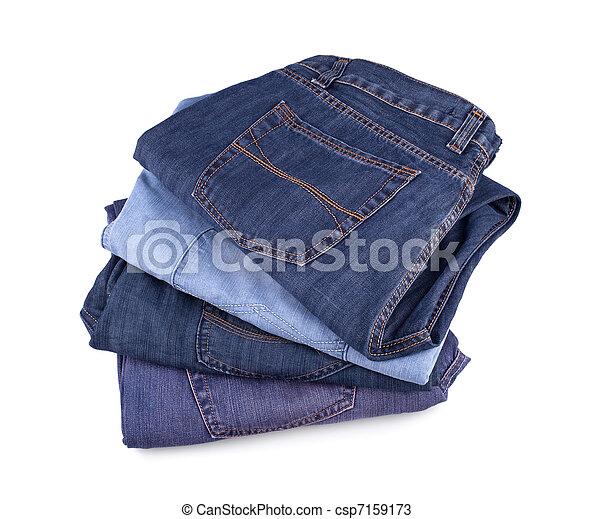 Jeans - csp7159173