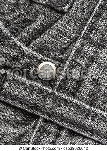 jeans texture fragment - csp39626642