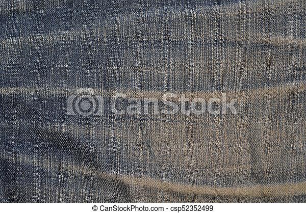Jeans texture - csp52352499