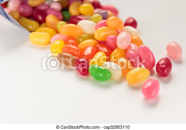 Jelly beans - csp32953110