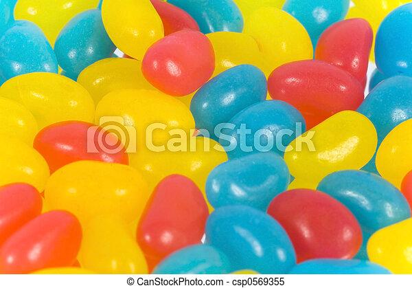 Jelly Beans - csp0569355