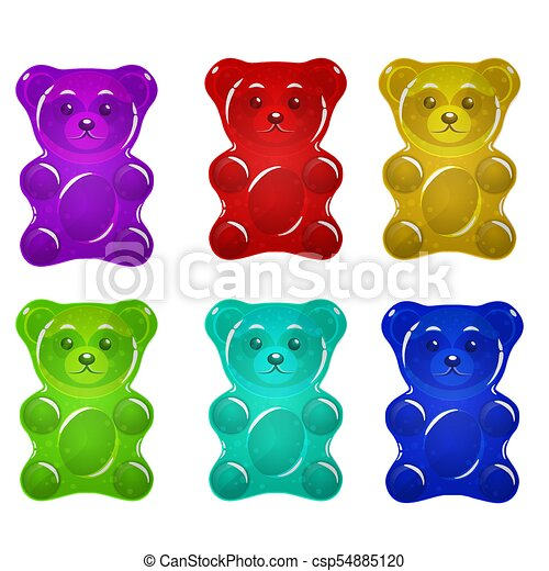 f11bb031e Gummy bears Illustrations and Clip Art. 274 Gummy bears royalty free  illustrations and drawings available to search from thousands of stock  vector EPS ...