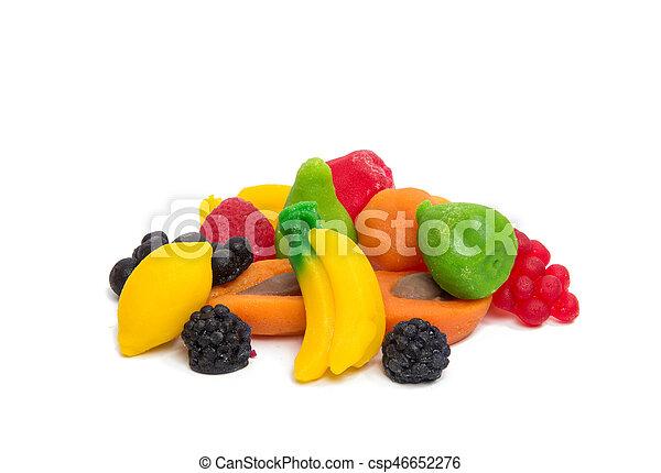 jelly fruits - csp46652276