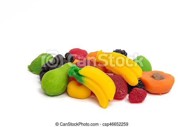 jelly fruits - csp46652259
