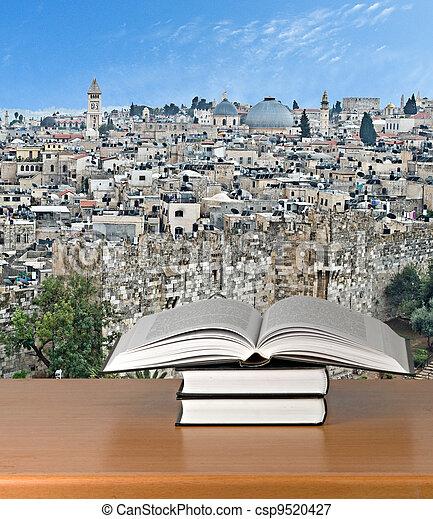 Jerusalem - csp9520427
