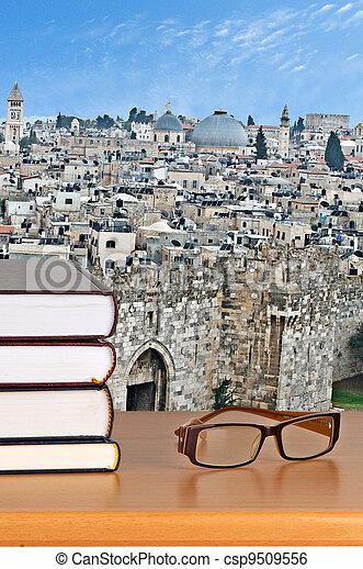 Jerusalem - csp9509556