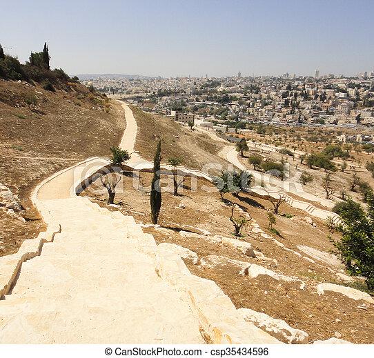 Jerusalem - csp35434596