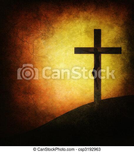 Jesucristo - csp3192963