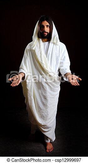 Jesucristo de Nazaret - csp12999697