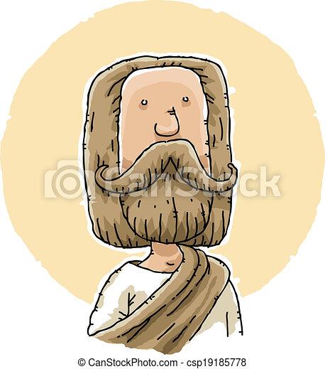 Jesus - csp19185778