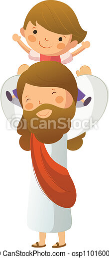 Young Jesus Teaches the Faith   New Testament Clipart   Teaching, Jesus, Clip  art