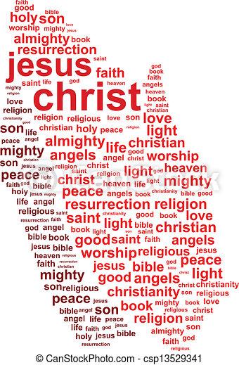 Jesus Christ - csp13529341