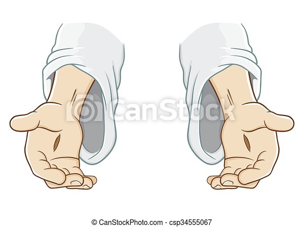 jesus christ hand reaching out  vector illustration clip prayer clipart pictures prayer clipart images