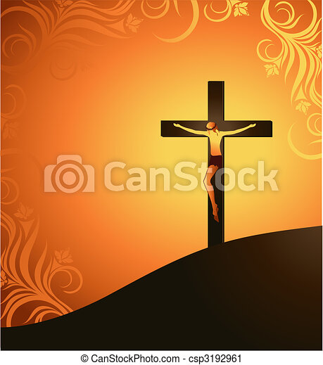 Jesus Christ - csp3192961