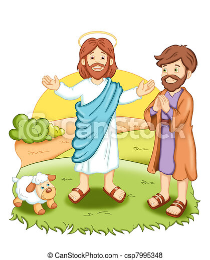 Jesus - csp7995348