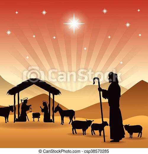 Frohe Weihnachten Jesus.Jesus Vektor Joseph Frohlich Gra Icon Maria Weihnachten Design