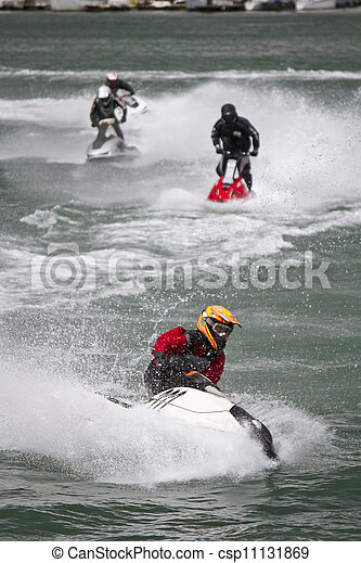 jet boat racing - csp11131869