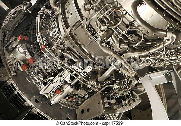 jet engine - csp1175391