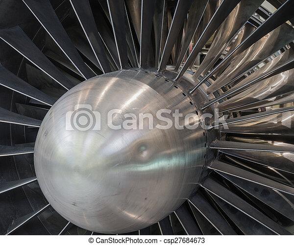 jet engine - csp27684673