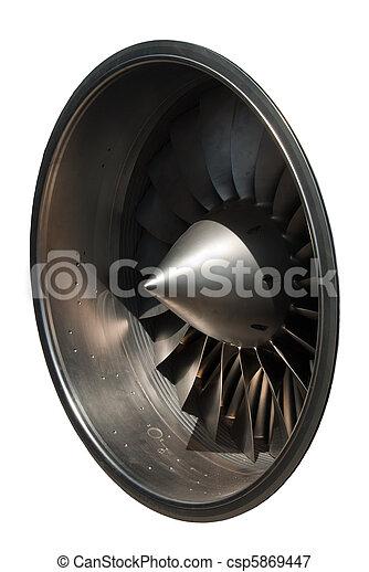 Jet engine - csp5869447