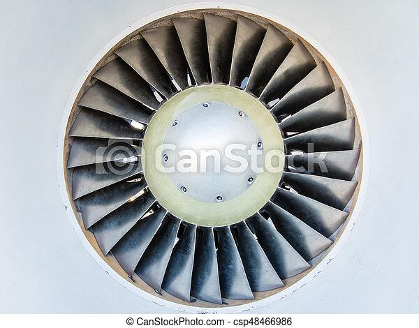 jet engine - csp48466986