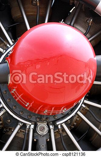 Jet engine - csp8121136