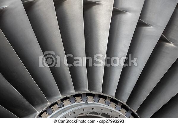 Jet Engine - csp27993293