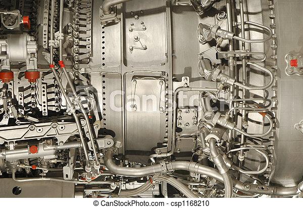 jet engine - csp1168210