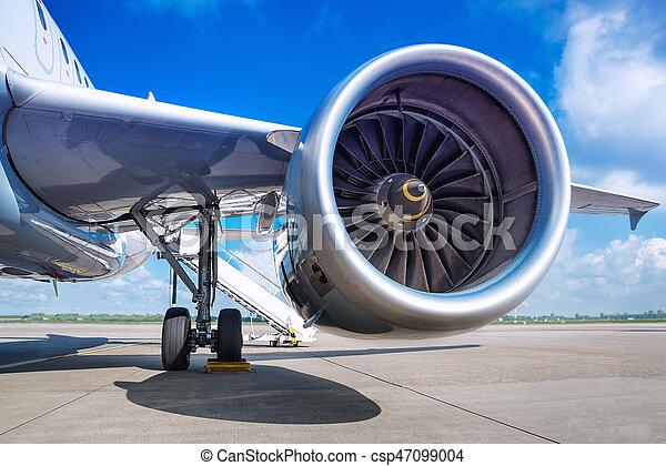 jet engine - csp47099004