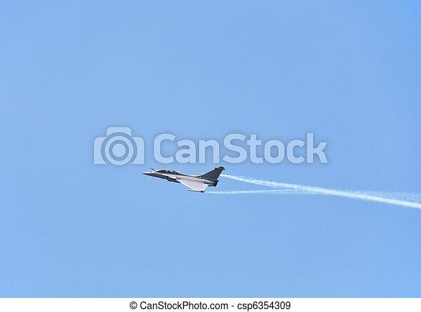 Jet fighter - csp6354309