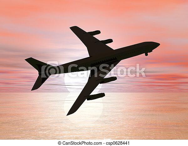 Jet - csp0628441