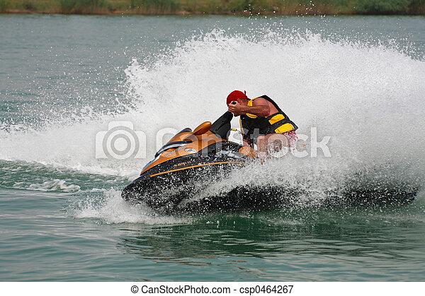 jet-ski - csp0464267