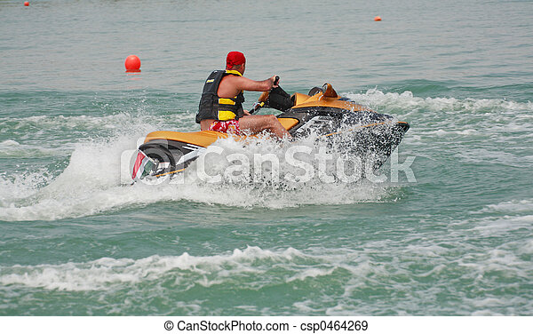 jet-ski - csp0464269