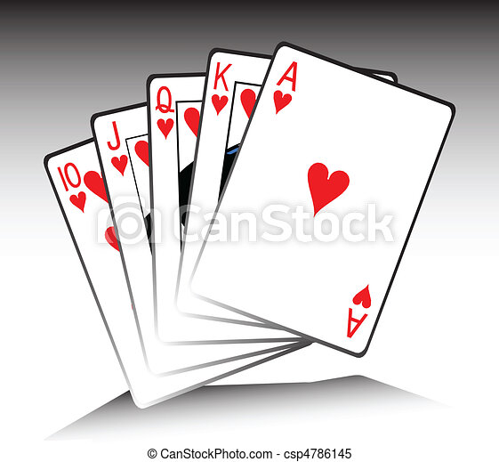 Top Clipart Vecteur de jeu, royal, carte, illustration, embraser  EU62