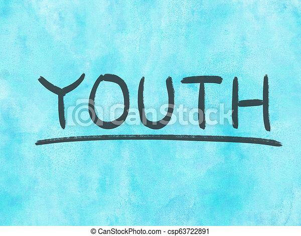 jeunesse - csp63722891