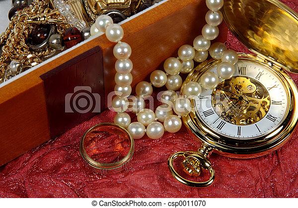 Jewelery Box - csp0011070