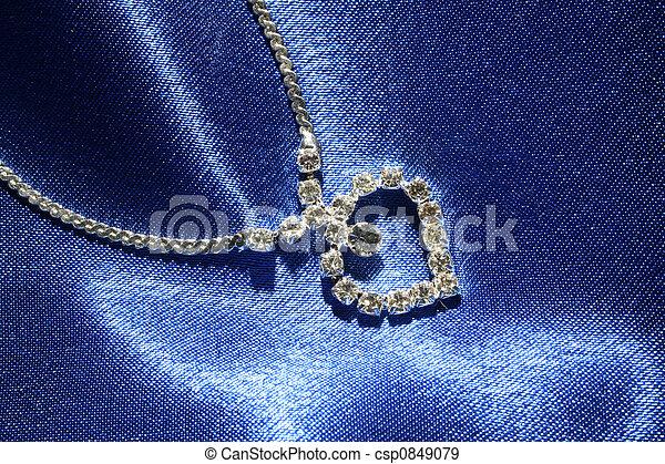 Jeweller ornaments - csp0849079