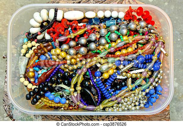 Jewelry box - csp3876526