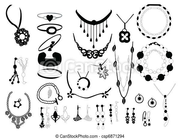 jewelry - csp6871294
