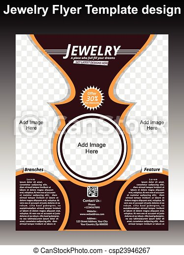 Wedding Rings Clip Art Free Download Jewelry flyer template...