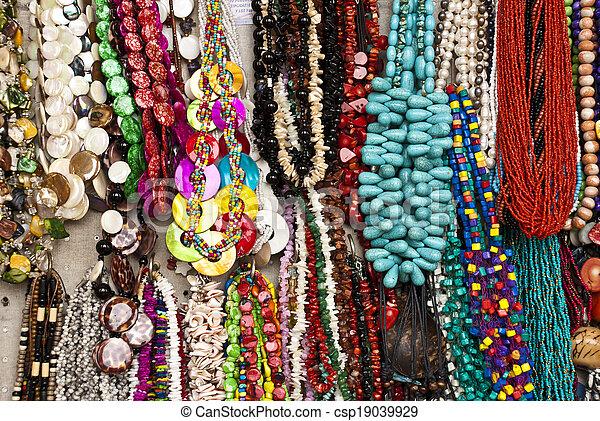 Jewelry - Necklaces  - csp19039929