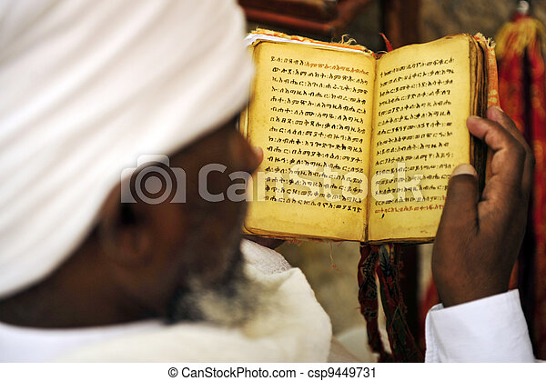 Jewish Man Praying - csp9449731
