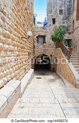 Jewish Quarter - csp14458274