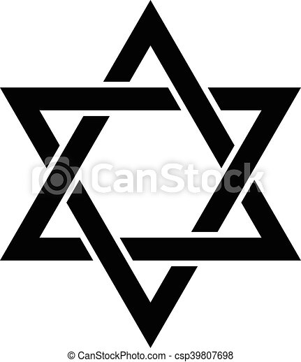 jewish star of david eps vectors search clip art illustration rh canstockphoto com star of david vector free download