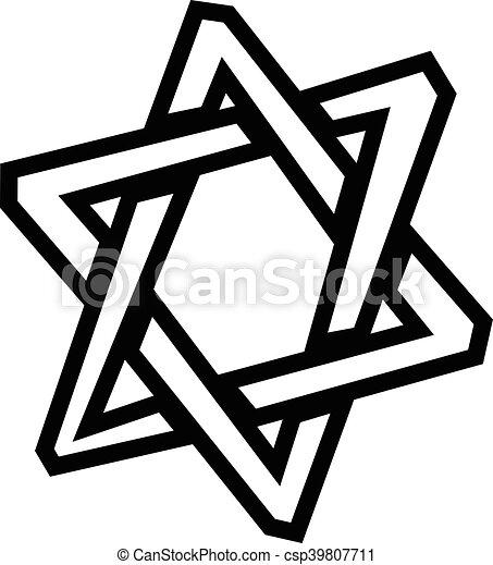 jewish star of david vector clip art search illustration drawings rh canstockphoto com star of david vector free download star of david vector image