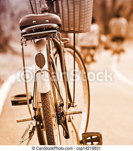 jezdit na kole, za - csp14216831