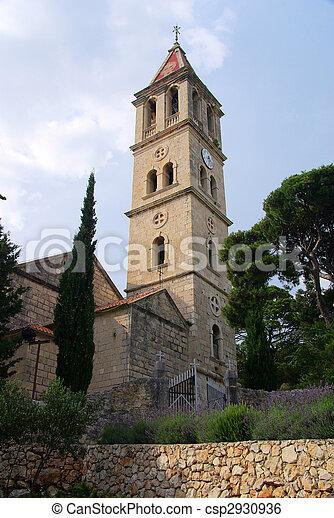 Jezera church 01 - csp2930936