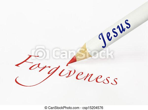 jezus, przebaczenie, czary - csp15204576