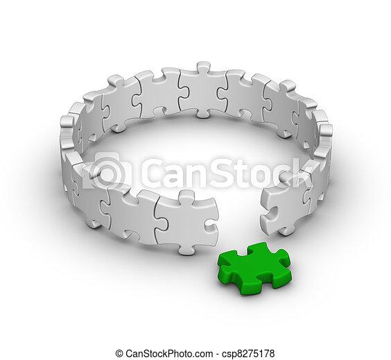 jigsaw puzzle - csp8275178
